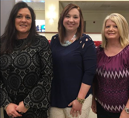 2015-2016 Hartselle Chamber of Commerce Awards Banquet