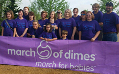 March for Babies 2015