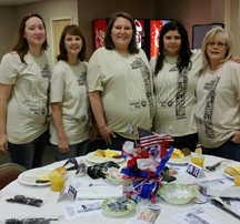 Albertville United Way Day of Caring