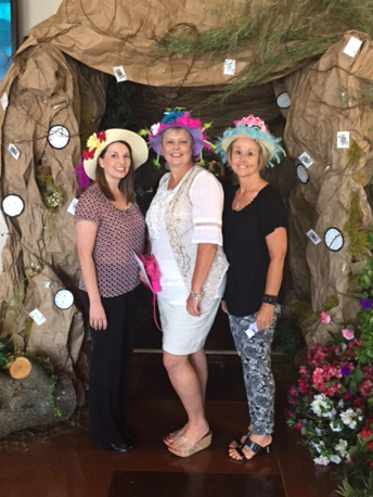 Professional Women's Mad Hatter Luncheon