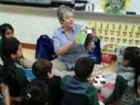 Decatur Kindergarten Children Learn About Saving Money